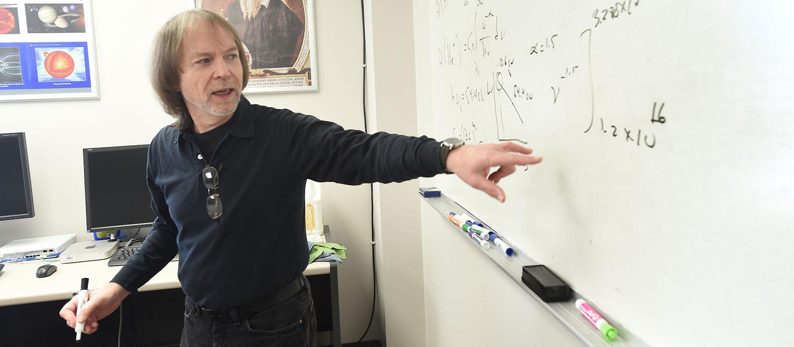 Professor Steve Kraemer